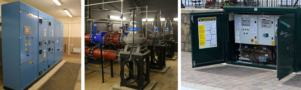 Pumping Station Commissioning